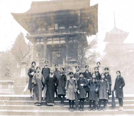 昭和8年の校舎