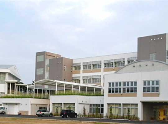 平成20年3月 新校舎完成