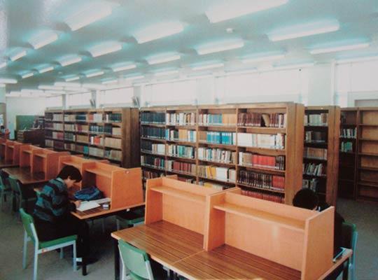 図書室 平成2年度