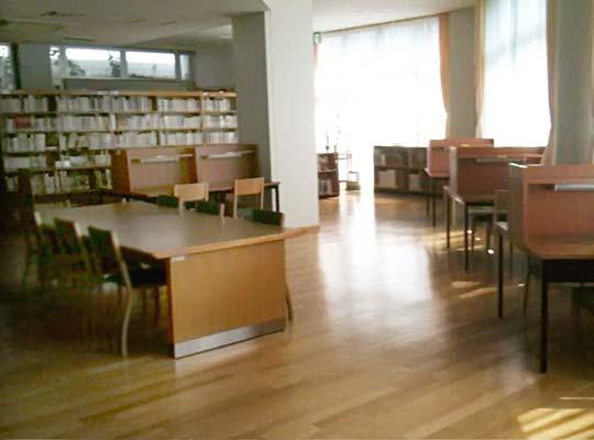 図書室 平成20年